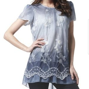 Simply Couture Lace Tunic